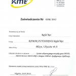 Certyfikat KME